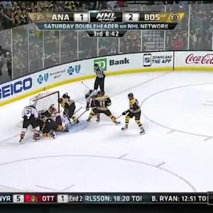 Tuukka Rask Save on Kyle Palmieri (11:18/3rd)