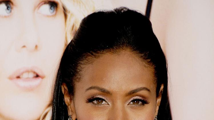 The Women LA Premiere 2008 Jada Pinkett Smith