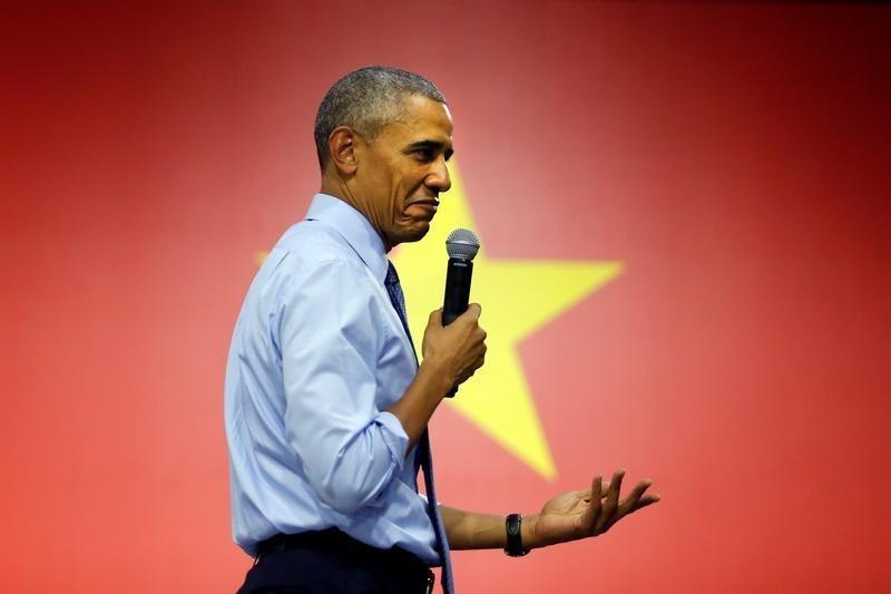 Vietnam restricted access to Facebook during Obama visit: activists