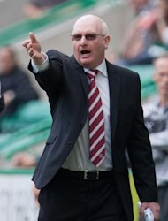 Hearts manager John McGlynn is very positive about how his team have started the season