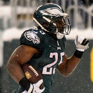 He's a Beast: Philadelphia Eagles running back LeSean McCoy