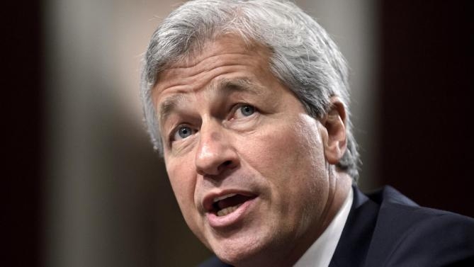 Big Bank Investors Relieved With Dimon Purchase, Deutsche Bank Commentary