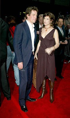 Hugh Grant and Sandra Bullock at the New York premiere of Warner Brothers' Murder By Numbers