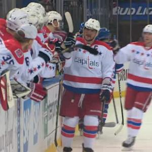 Sights and Sounds: Capitals vs. Rangers - Game 1