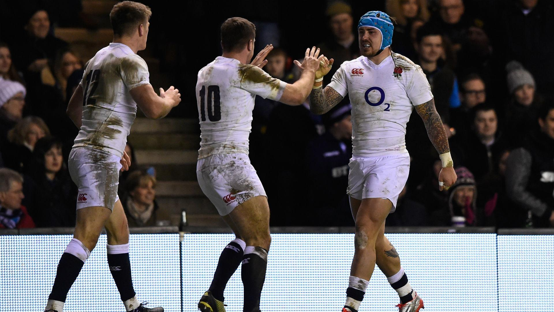 Jones' England hold off spirited Scotland to retain Calcutta Cup