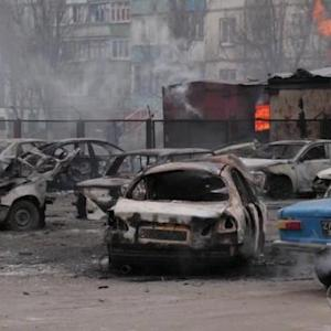 Ukraine rocket attack kills dozens
