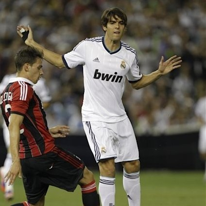 In 5-1 Real win, Kaka shows why AC Milan wants him The Associated Press Getty Images Getty Images Getty Images Getty Images Getty Images Getty Images Getty Images Getty Images Getty Images Getty Image