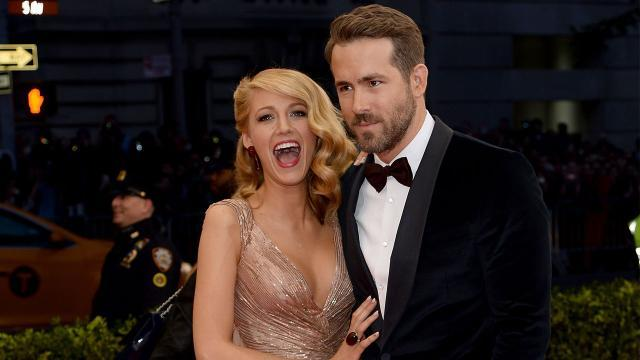 EXCLUSIVE: Ryan Reynolds Reveals the Most Romantic Thing He's Done For Blake Lively, Says She's Already Seen 'Deadpool' Sex Montage