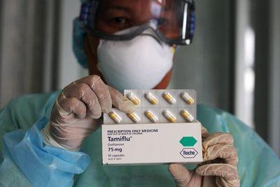 If you're healthy, Tamiflu probably won't help you