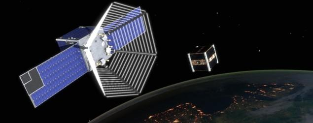 A 'Pac-Man' proposed to gobble space debris