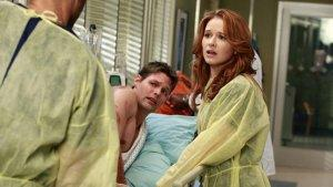 'Grey's Anatomy's' Sarah Drew: April Faces a Crisis of Faith