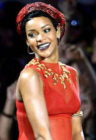 Rihanna | Photo Credits: Kevin Mazur/WireImage