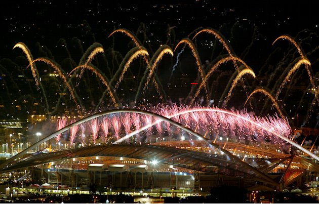 Olympics - Closing Ceremony