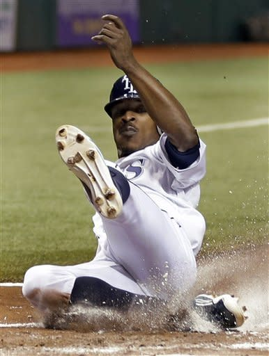 Red Sox hand struggling Rays 4th straight loss