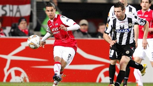 FOOTBALL - 2011/2012 - AZ Alkmaar - Adam Maher
