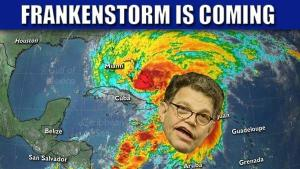 'Frankenstorm' Officially Added to English Lexicon