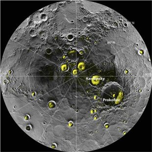 messenger spacecraft mercury discoveries - photo #10