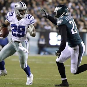 Fantasy Minute: DeMarco Murray likely to play against Colts