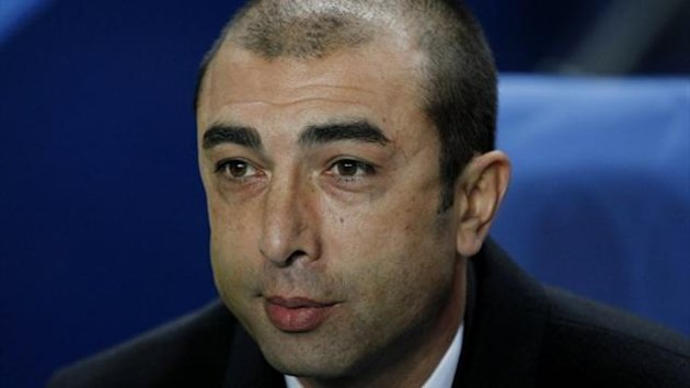 Chelsea boss Roberto Di Matteo (AFP)