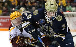 Potential destinations for NCAA Division I hockey
