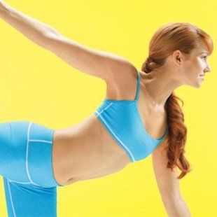 Stay slim, sculpted, and sane with this routine!
