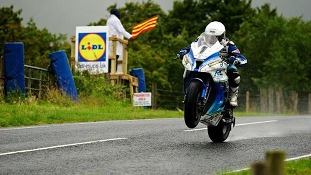 2013 Ulster GP: Harrison bags top-six hat-trick