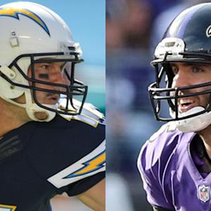 Chargers at Ravens Preview
