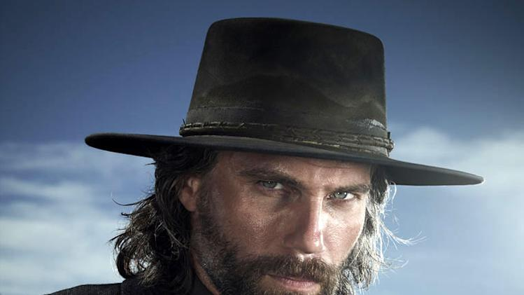 "Anson Mount stars as Cullen Bohannon in ""Hell on Wheels."""