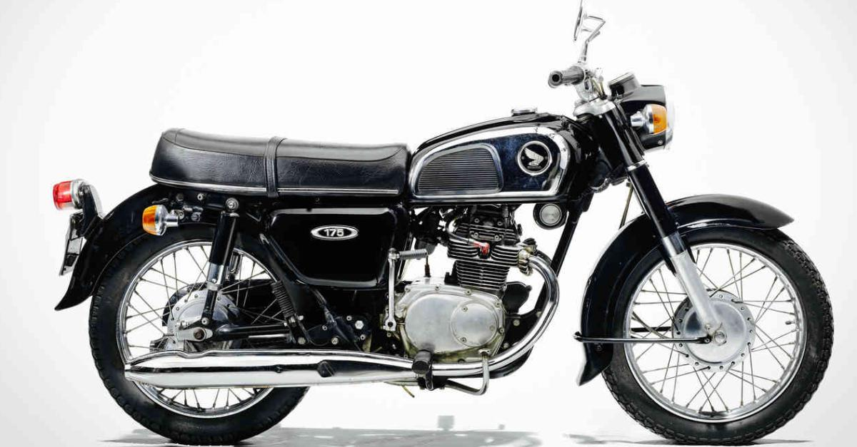 Buy An Incredible Bike From The Ex Top Gear Hosts!