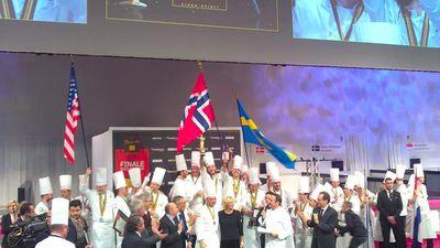 Watch a Vuvuzela-Filled Video Recap of Bocuse d'Or 2015