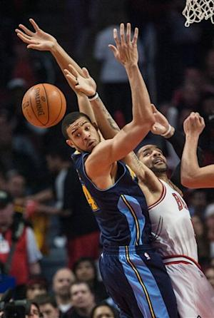 Lawson scores 27, helps Nuggets beat Bulls 108-91