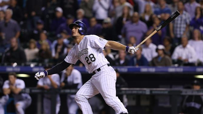 Hitters try just about anything to improve vision