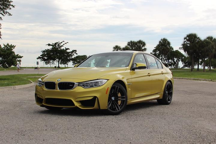 The 2016 BMW M3 Has Grown Old, But Not Weary: Review