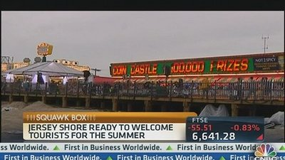 Jersey Shore: Open for Business