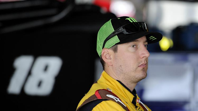 Kyle Busch wins Truck Series race at Dover