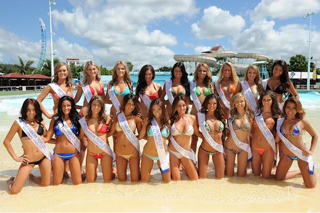 Miss Hawaiian Tropic Australia