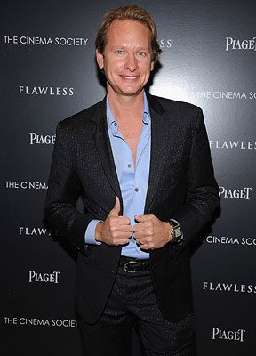 Carson Kressley at the New York City premiere of Magnolia Pictures' Flawless