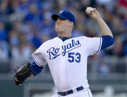 Butler powers Royals past Indians 5-3