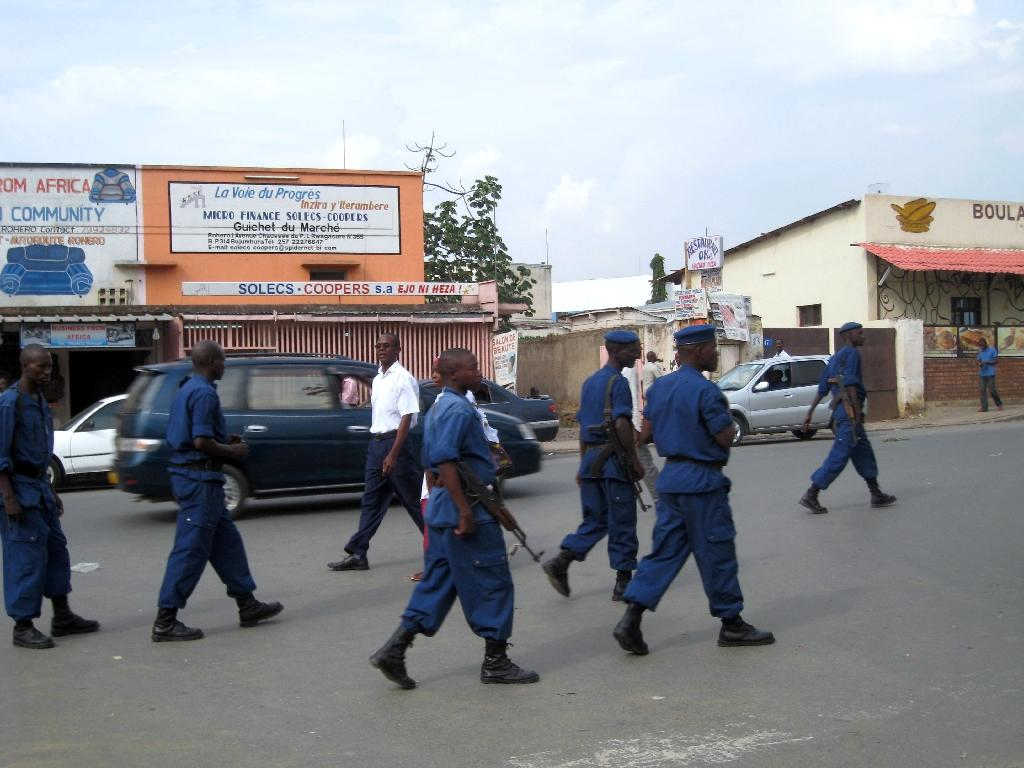 Prominent Burundi dissident escapes from prison: police