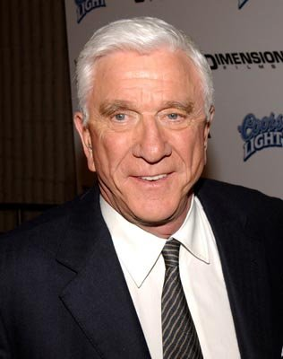 Premiere: Leslie Nielsen at the LA premiere of Dimension's Scary Movie 3 - 10/20/2003
