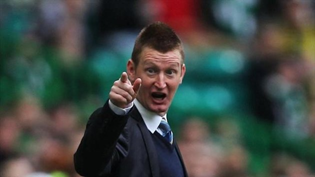 St Johnstone manager Steve Lomas has dismissed his spat with Ross County boss Derek Adams as 'part and parcel of football'