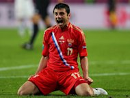 Dzagoev a target for Spurs