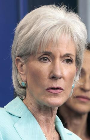 FILE - In this June 21, 2011 file photo, Health and Human Services Secretary Kathleen Sebelius speaks at the White House in Washington. Health insurance plans must cover birth control as preventive care for women, with no copays, the Obama administration said Monday in a decision with far-reaching implications for health care as well as social mores. (AP Photo/Pablo Martinez Monsivais, File)