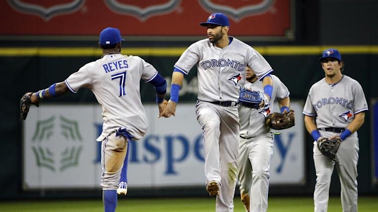 Reimold powers Toronto past Houston 6-5