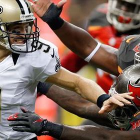 Drew Brees to struggle coming off shoulder injury