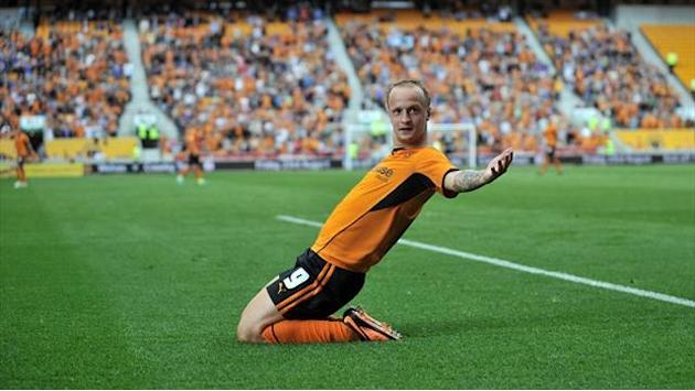 League One - Griffiths scores brace as Wolves thump Gillingham