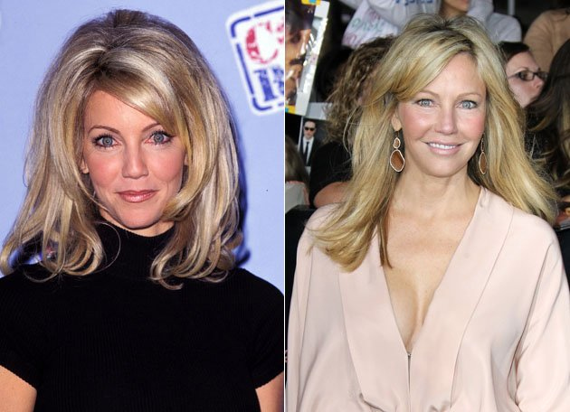 Heather Locklear - Amanda Woodward