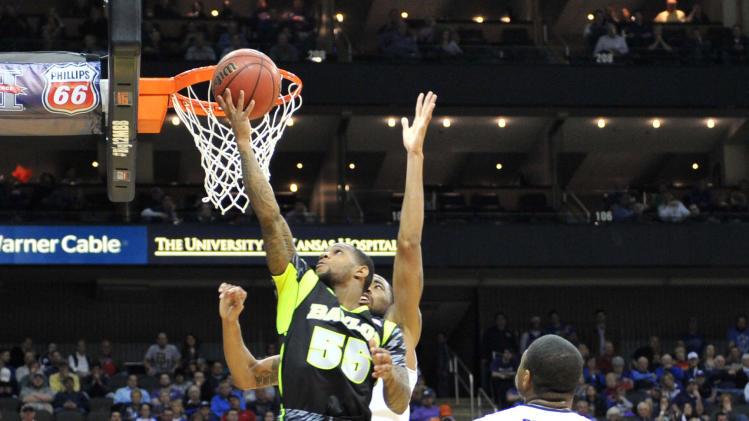 NCAA Basketball: Big 12 Tournament-Oklahoma State vs Baylor