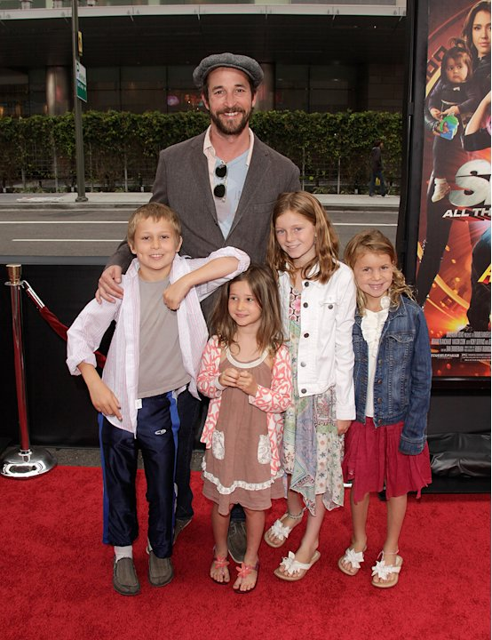 Spy Kids All The Time in the World LA premiere 2011 Noah Wyle