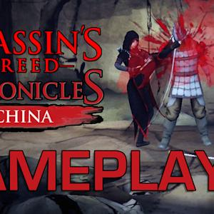 Assassin's Creed Chronicles: China - Stealth and Training Gameplay